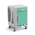 Velador Clinico ABS termoformado