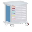 Carro de curación Pediatrico 65 x 83 x 100 cm