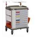 Carro de curación Emergencia Pediatrico 59 x 78 x 105 cm
