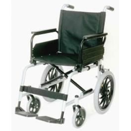 silla de ruedas geriatrica