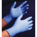 Guantes Látex Azul