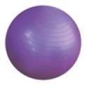 Balón Terapéutico 55 cm Ø Sistema Burst.  Peso balón 0.91 Kg.